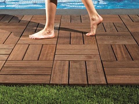 Pavimenti in legno per esterni a venezia for Pavimenti ikea legno
