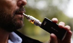 svaporando in sicurezza con la sigaretta elettronica