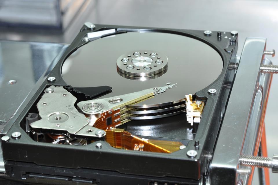 recupero dati hard disk danneggiato