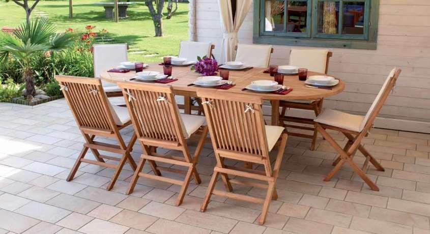 Arredamenti da giardino made in italy exarea for Made in italy arredamenti bertinoro